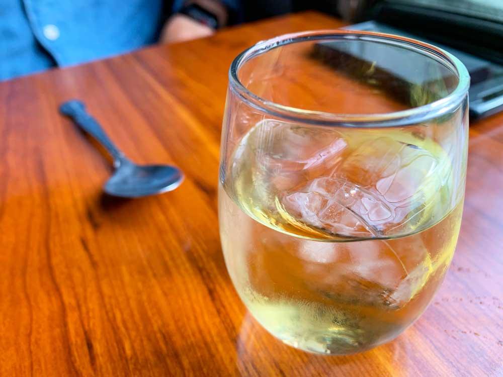 ハバネロ梅酒